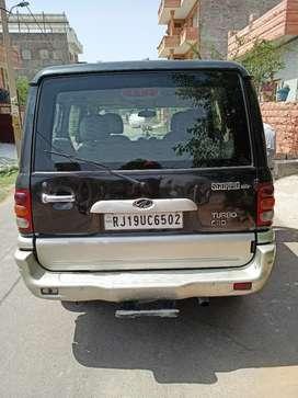 Mahindra Scorpio 2007 Diesel 90000 Km Driven