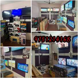 CRYSTAL CLEAR ANDROID LED TV'S