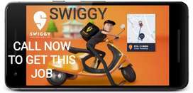 SWIGGY REQUIRED FOOD DELIVERY BOYS URGENTLY FOR HYDERABAD