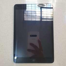 Tablet Tab Apple iPad Mini WiFi + Cellular 16GB Hitam