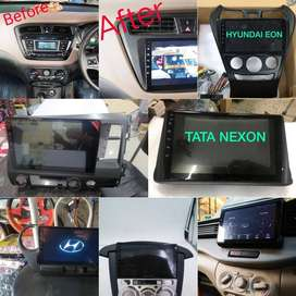 All Cars Android Stereo's