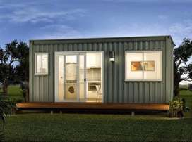 Container house, Eco house, office, movable office, portable house.