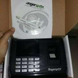 Mesin Fingerprint Alat Absensi Sidik Jaridan penggajian