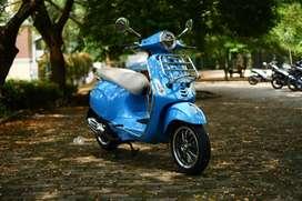Piaggio vespa aniv 50th primavera iget abs facelift