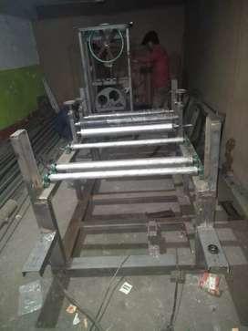 Machine Maintenance Work + Distribution work