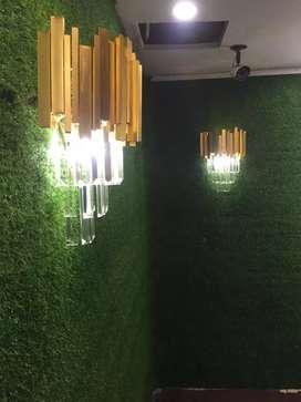 Lampu dinding termurah Lampu Hias/Dinding/Chandellier 8001-W1S