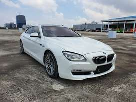BMW 640i Grand Coupe 2012