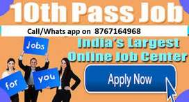 New office launched for part time job contact me now