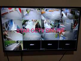 PAKET CCTV MURAH DAHUA 2MP
