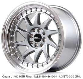 Velg OZORA L1400 HSR R17X85-10 H8X100-114,3 ET30-20 GML
