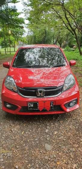 FS Brio E MT 2016 merah