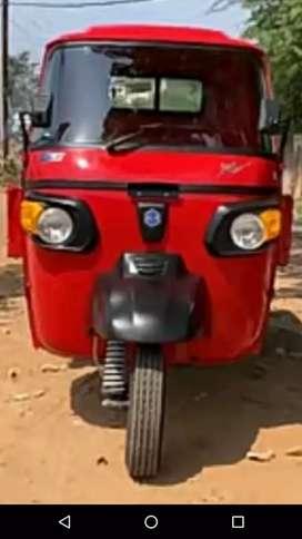 New Piaggio Auto full dala body  ready
