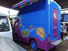 Wheels of meals food trucks
