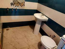3 bhk kothi ground floor  furnished newly built at model Town extn