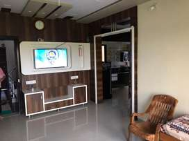 2 bhk fully furnished flat at Dindoli