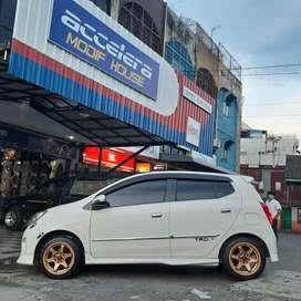Velg Mobil Agya Datsun Jazz Corola Bisa Tukar Tambah Spec Racing Medan