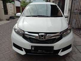 HONDA ALL NEW MOBILIO S 1.5 FACELIFT MANUAL MT PUTIH 2019