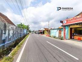 Jual Ruang Usaha Jalan Wates km 6 Dekat Dekat Ringroad Barat, Jogja.