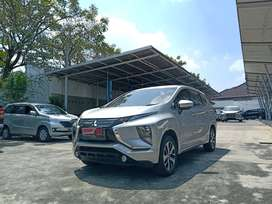 Mitsubishi Xpander Exceed Silver Matic 2017