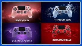 PS4 controllers limited edition