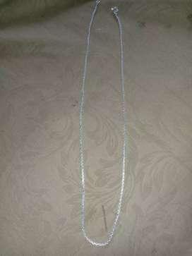 Kalung perak aslii 925 4gram, harga Muraahh
