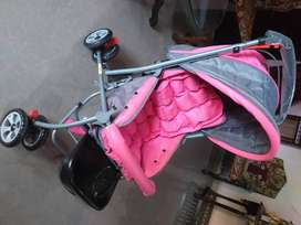 Baby Hug stroller.New and can be used upto 3 years old babies