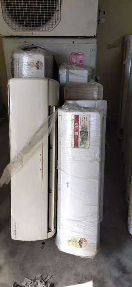 Split AC Sale Second Hand Starting Only 11000