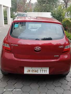 Well maintained I20 sport car for urgent sell