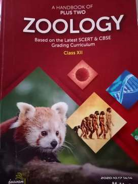 A handbook of plus two zoology
