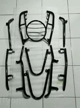 Besi turbular Yamaha New X Ride