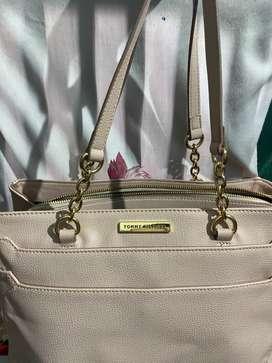 New Tommy Hilfiger pink ladies handbag