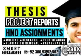 ►Thesis -Assignments Mentoring, Proofreading- HND Edexcel Btec MBA PhD