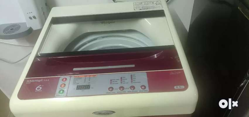 Whirlpool   fully automatic  Top load washing machine. 0