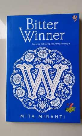 Novel Teenlit Preloved : Bitter Winner by Mita Miranti