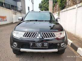Pajero Sport Exceed 2.5 4x2 2011,Tdp 34jt,Good condition