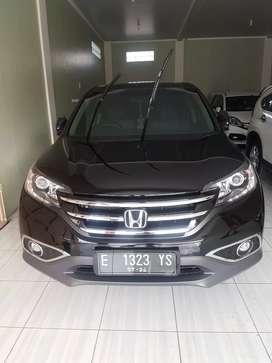 HONDA CRV THN 2014 AUTOMATIC MOBIL TANGAN PERTAMA TINGGAL PAKAI MULUSS