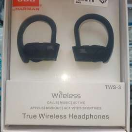 Headset  Bluetooth JBL Suara Bass