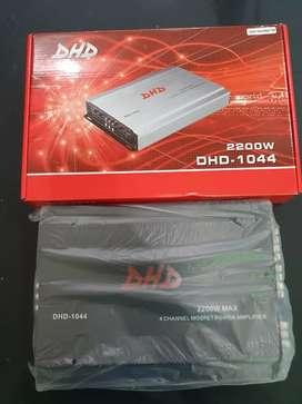 Power Dhd 4 Channel 2200wat