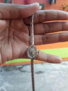 Jam tangan seiko solar ladies 10-8190