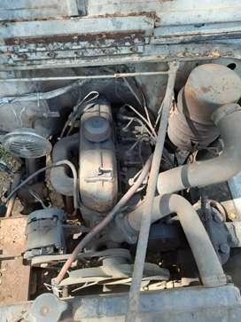Mahindra Di engine & gearbox