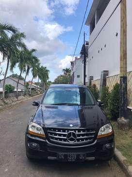 Mercedes Benz ML 350 4matic nego
