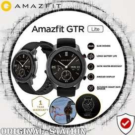 Amazfit GTR 47mm LITE Smartwatch Garansi Resmi + Strap