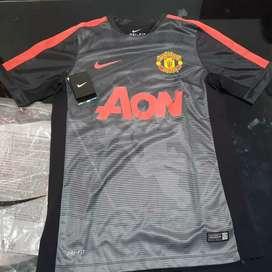 Jersey NIKE Original Manchester United Dri Fit ukuran M