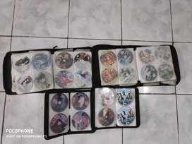 320 keping DVD film + 74 DVD kosong + Bonus