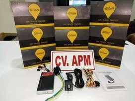 GPS TRACKER gt06n pelacak kendaraan mobil/truk/bus, free server
