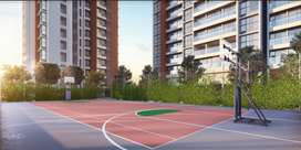 $Your new home is located  in  Kavesar, Thane West, Godrej Exquisite