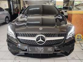 Mercedes-Benz CLA200 AMG 1.6 Turbo Engine Panoramic Roof 2018 Odo.11rb