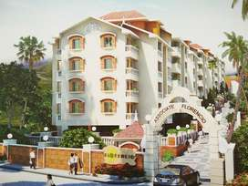 Goa Ponda new 2bhk apartment rate 45 lac all inclusive