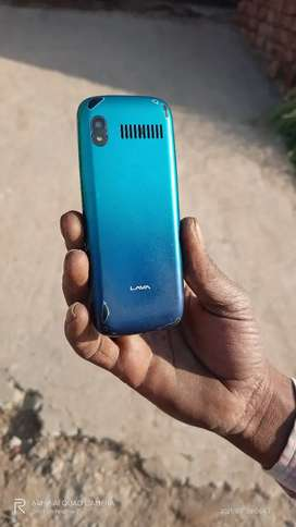 Lava A7 in working condition