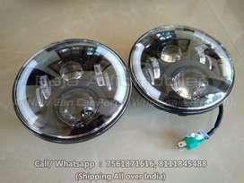 Semi Circle Head Lamp for THAR